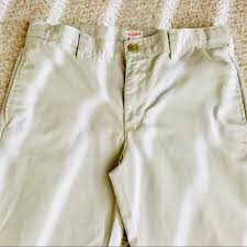 Cat And Jack Size Chart Boy 5 X 20 Boy Youth Light Tan Pants