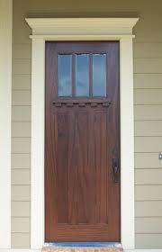 mission style front doorHome Entrance Door Exterior Door Styles