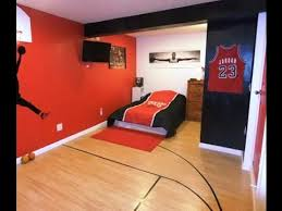 YouTube Basketball Bedroom Designs