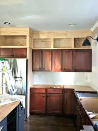 ceiling high kitchen cabinets height hung 9 ft standard drawer size wall kitche