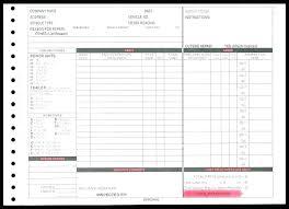 Shop Work Order Template Auto Repair Automotive Vehicle