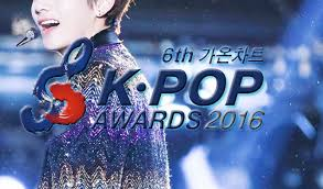 6th Gaon Chart K Pop Music Awards 2016 Lineup Kpopmap