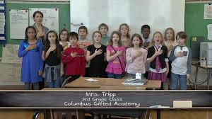 mrs tripp 3rd grade cl columbus gifted academy