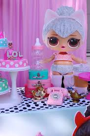 Lol Surprise Doll Birthday Party Ideas Photo 1 Of 17 Catch My Party