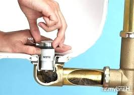 how to remove a bathtub stopper