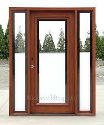 exterior door with blind blinds between glass doors inserts home depot canada be