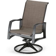swivel rocking patio chair aluminum sling swivel rocker insideout patio furniture toronto