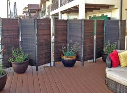 Image Gallery of Privacy Screening For Decks 20 Luxurious Decks Furniture  Plus Interior Outdoor Privacy