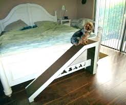 dog ramp for stairs bed indoor diy truck