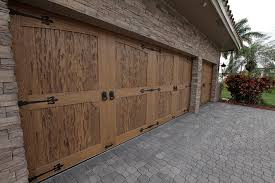 A New Garage Door Adds Old World Charm to a 90s Home