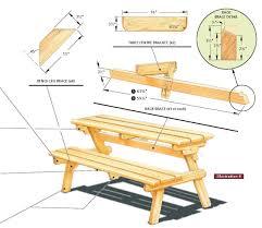 folding wooden garden table plans. free picnic table wood plans folding wooden garden t