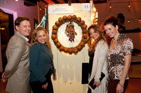 Haute Event: Jingle \u0026 Mingle Designer Wreath Auction \u0026 SantaFest ...