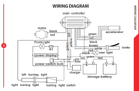 24 volt electric scooter wiring diagram minn kota 24v trolling e bike motor controller wiring at 24 Volt Electric Scooter Wiring Diagram