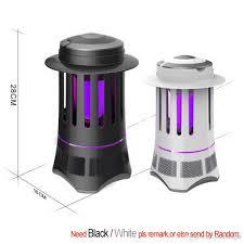 Indoor Bug Light 2019 Mosquito Trap Lamp Energy Saving Indoor Ultralight Insect And Mosquito Trap Killer Bug Zapper No Smell Or Harmful Chemicals From