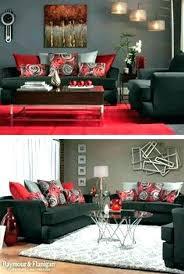 black and red painted rooms – mugiya.info