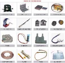 defrost timer condenser capacitor thermostat fuse wire defrost timer condenser capacitor thermostat fuse wire