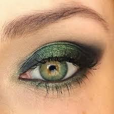 green eyeshadow fro green eyes