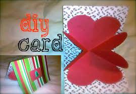 diy boyfriend heart love card 12 days of crafting you