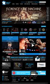 Barclays Center 3d Seating Chart Barclayscenter Competitors Revenue And Employees Owler