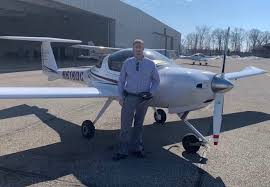 Congratulations to Brandon Calkins on his first Solo Flight ...