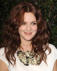 Drew Barrymore Red Hair Color