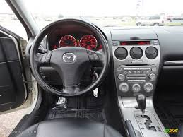 mazda 6 2004 black. 2004 mazda mazda6 s sport wagon black dashboard photo 58901433 6 m