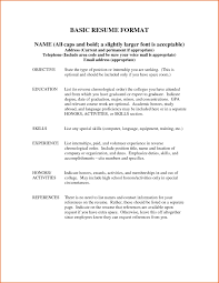 Should References Be Included On A Resume Sample Resume