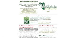 Resume Services Online Reviews Free Resume Example And Writing