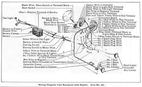 1923 1926 chev parts circuit and wiring diagram wiringdiagram net electrical wiring diagram for 1926 ford model t