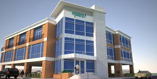 office building design. Potential Story Office Building Near Downtown Norfolk Design R