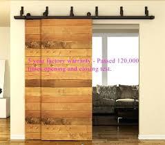 indoor barn doors modern pendant style upper bypass double sliding door interior barn door lock ideas