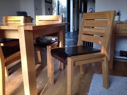 Marks And Spencer Sonoma Light Oak Extending Dining Table And - Marks and spencer dining room chairs