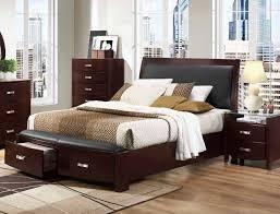 bedroom furniture stores chicago. Platform Bed With Footboard Storage Bedroom Furniture Stores Chicago O