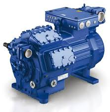 types of refrigeration compressors. semi-hermetic reciprocating compressors types of refrigeration