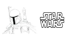 Boba Fett Coloring Pages Coloring Page Star Wars Coloring Pages Top