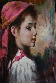 classic portrait oil paintings 002