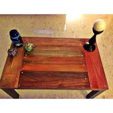 a wood makeover for lack coffee table