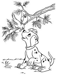 101 dalmatians coloring pages