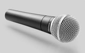sm58 the legendary vocal microphone