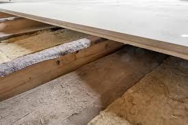 Deutschlands größter preisvergleich mit über 53. Historische Holzbalkendecke Trocken Und Schlank Mit Knauf Gifafloor Presto Saniert