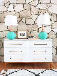 diy modern vintage furniture makeover. 20 midcentury modern diys for instant style ikea furniture makeoverikea dresser hackdiy diy vintage makeover