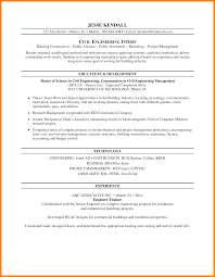 Mft Trainee Resume Resume For Study