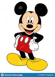 Mickey Mouse Vector Stock Illustrations – 209 Mickey Mouse Vector Stock  Illustrations, Vectors & Clipart - Dreamstime