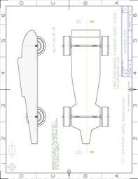Pinewood Derby Templates Printable | Pinewood Derby Car Cutting ...