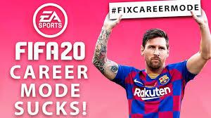 Has EA Destroyed Career Mode in FIFA 20? - NASIBBITAR