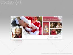 Facebook Timeline Cover Christmas Template By Thomas Polk In Web ...