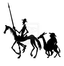 don quixote and sancho panza graphic art mousepad we are given they also recommend where is the best to deals don quixote and sancho panza