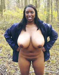 Black big breast women