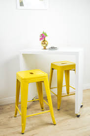 IKEA Hack: Rolling Kitchen Island or Bar | www.clubcrafted.com ...