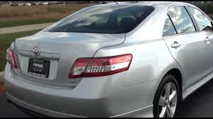 2011 Toyota Camry SE Silver Excellence Cars Direct Naperville ...